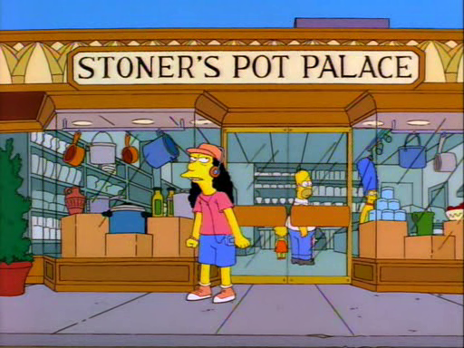 Stoner's Pot Palace Screenshot