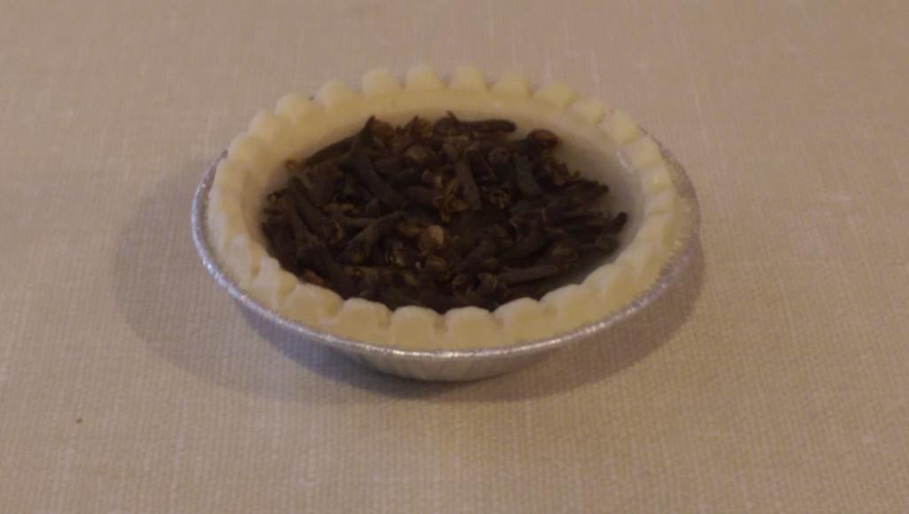 Clove Tom Collins Pie