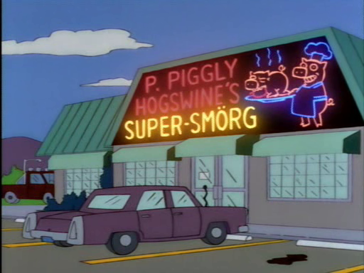 P. Piggly Hogswine's Super-Smorg Screenshot 1