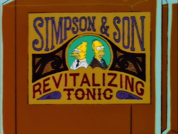 Simpson & Son's Revitalizing Tonic Screenshot