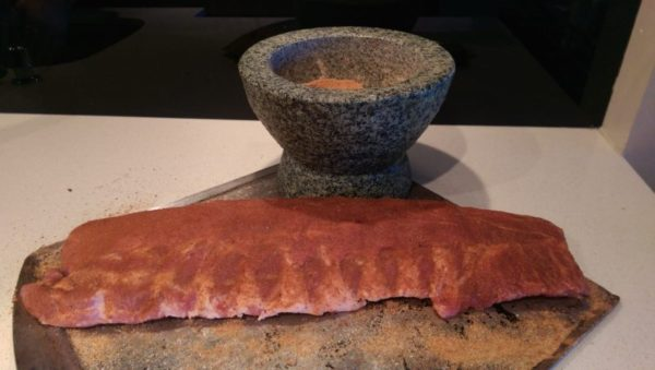 Stonecutter Ribs Ingredients 2