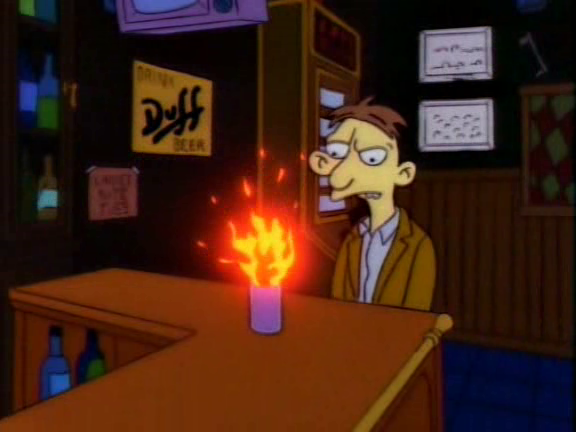 Flaming Moe Screenshot