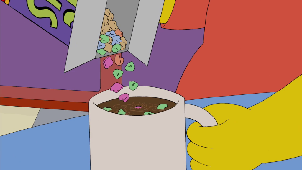 Bart's Irish Coffee Screenshot