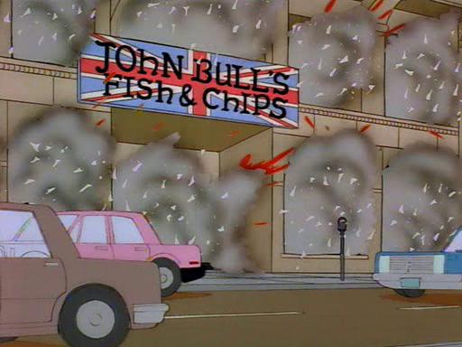John Bull's Fish and Chips Screenshot