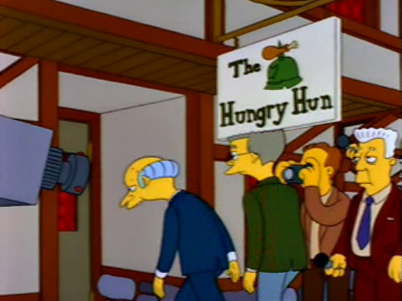 The Hungry Hun Screenshot