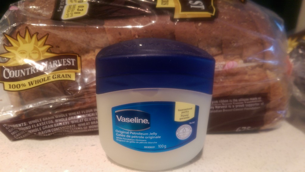 Vaseline On Toast Ingredients