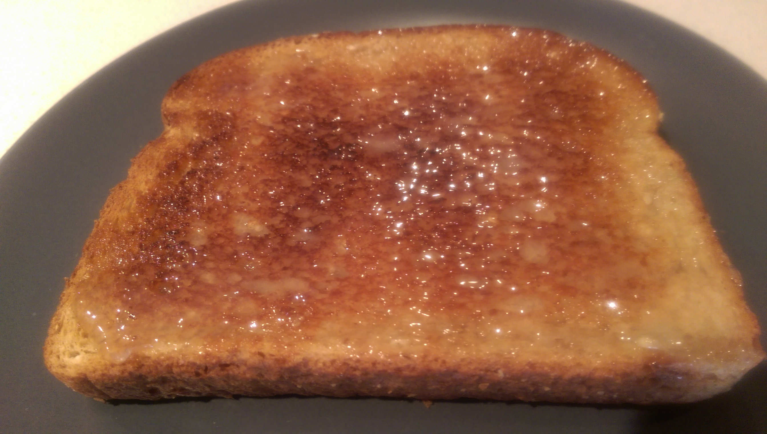 Milhouse's Vaseline on Toast | Eats Like A Duck