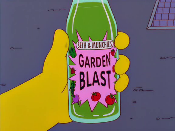 Seth and Munchies Garden Blast Screenshot 1