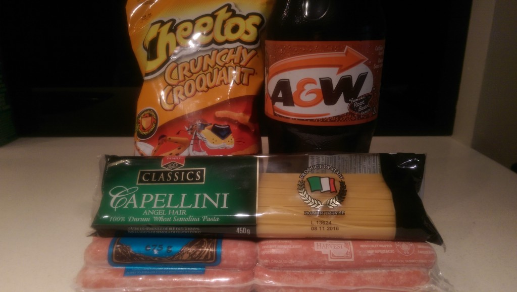 Cheetos Root Beer Noodles Ingredients