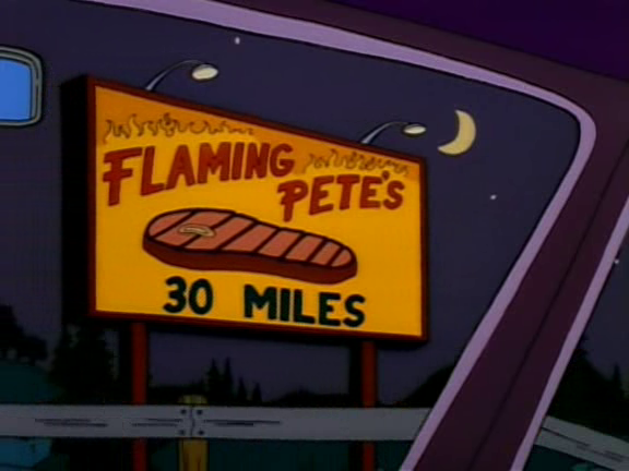 Flaming Pete's 30 Miles Screenshot
