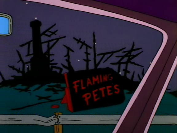 Flaming Pete's Screenshot