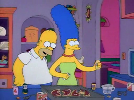 Marge's Pork Chops Screenshot 2