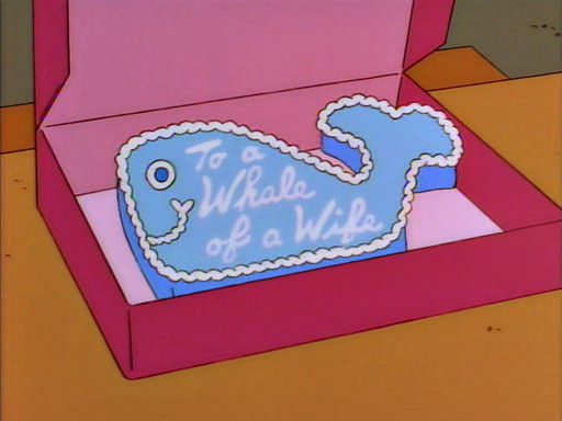 To a Whale of a Wife Cake Screenshot