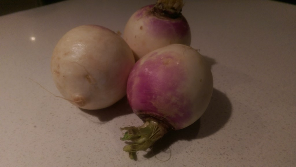 Turnip Juice Ingredients
