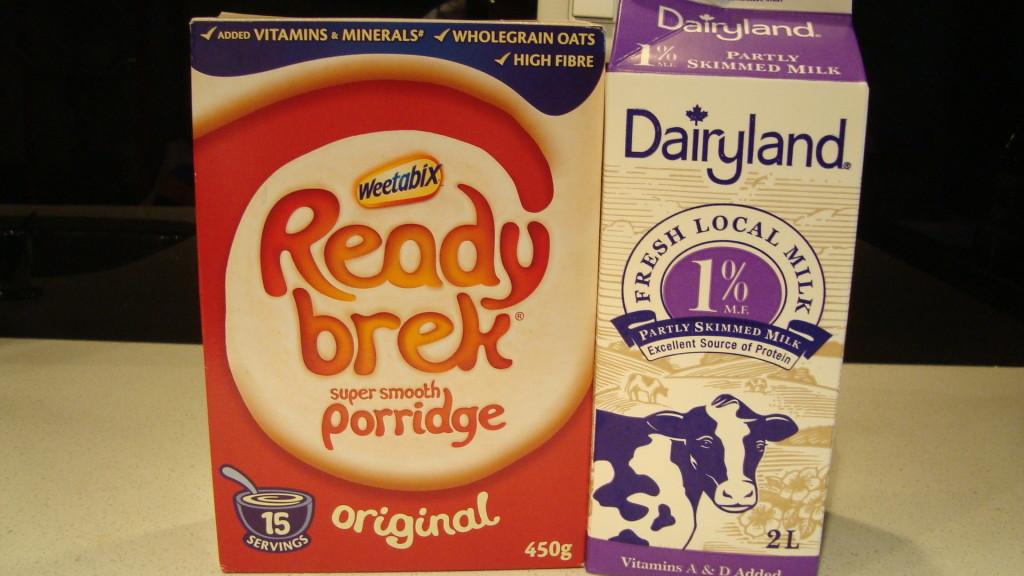 Krusty Brand Imitation Gruel Ingredients