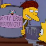 Krusty Brand Imitation Gruel Screenshot 1