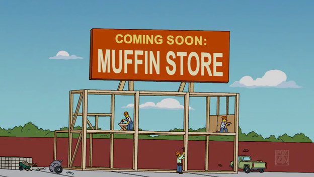 Coming Soon Muffin Store Screenshot