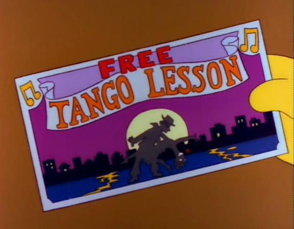 Free Tango Lesson Screenshot 1