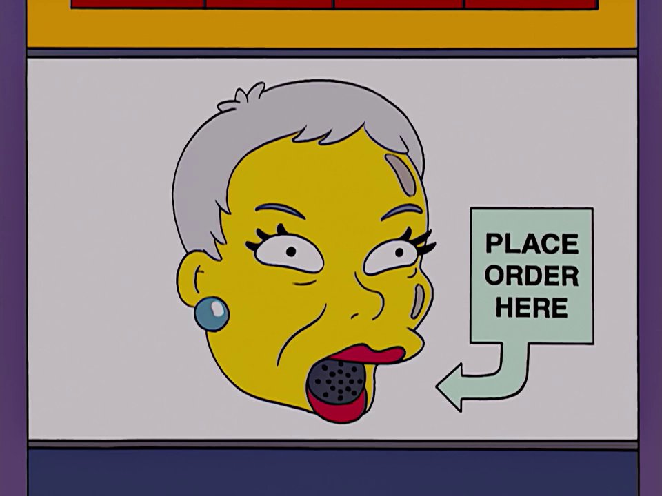 Judi Dench's Fish and Chips Screenshot 2