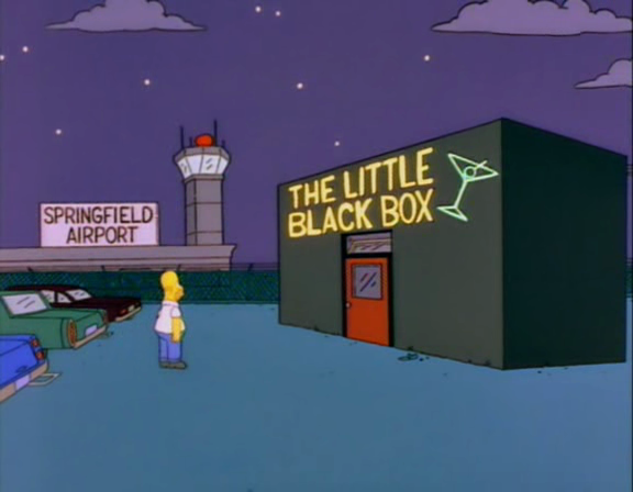 The Little Black Box Screenshot