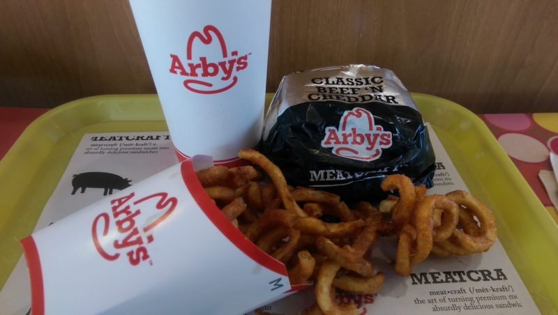 Arby's Meal