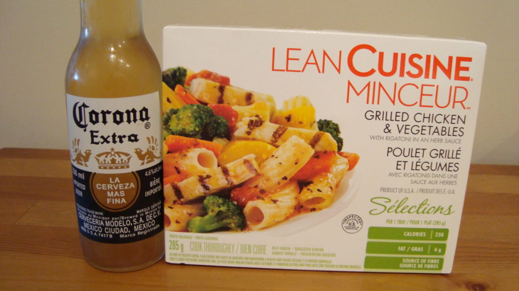 The Lean Cuisini Ingredients