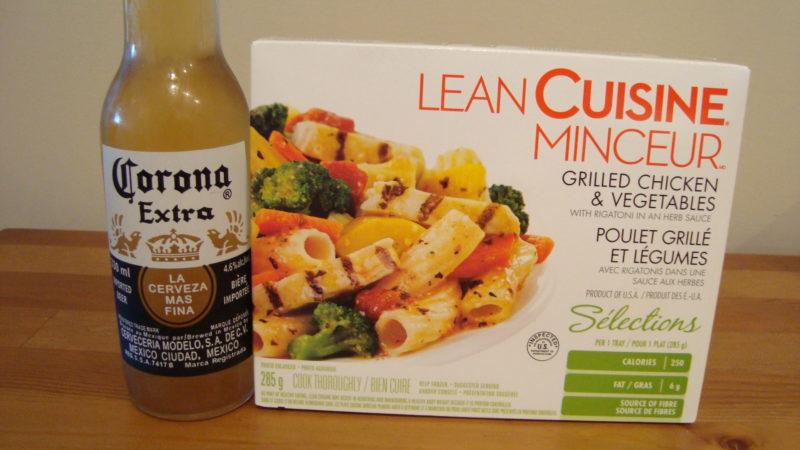 The Lean Cuisini Ingredients