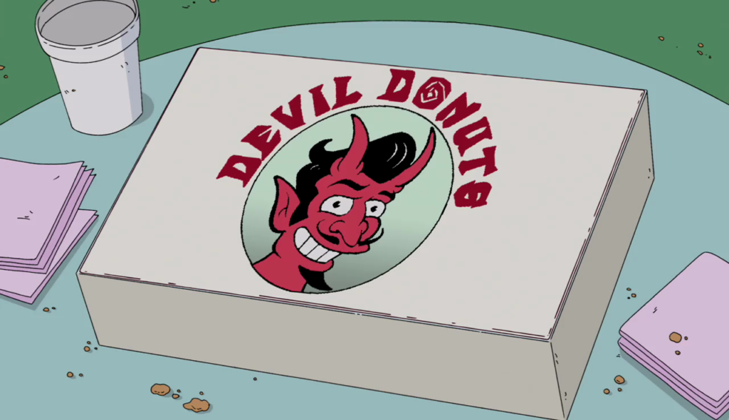 Devil Donuts Screenshot