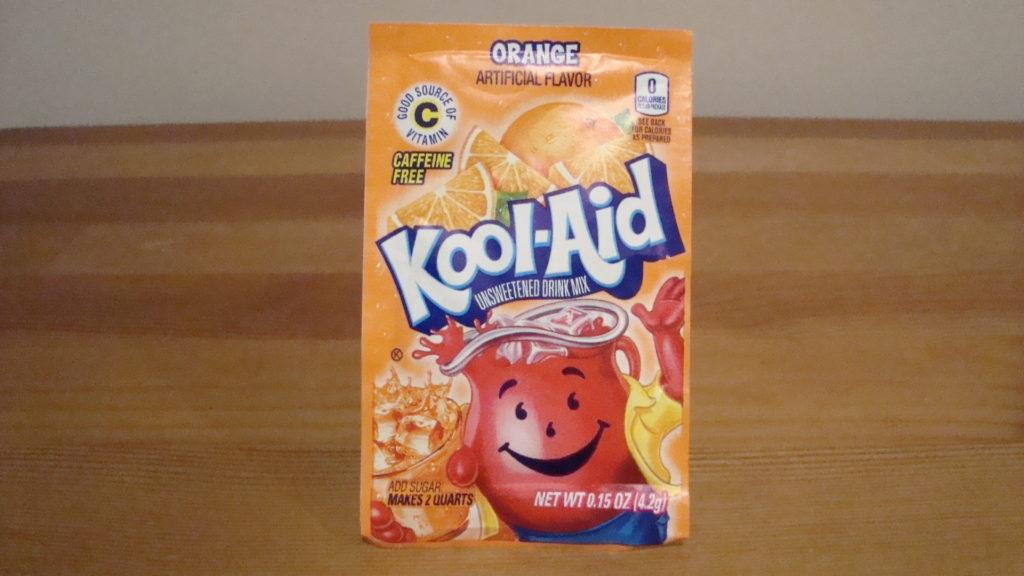 Orange Drink Ingredients