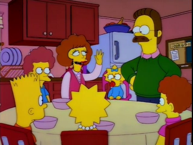 Flanders Family Non-Fat Ice Milk Screenshot 1