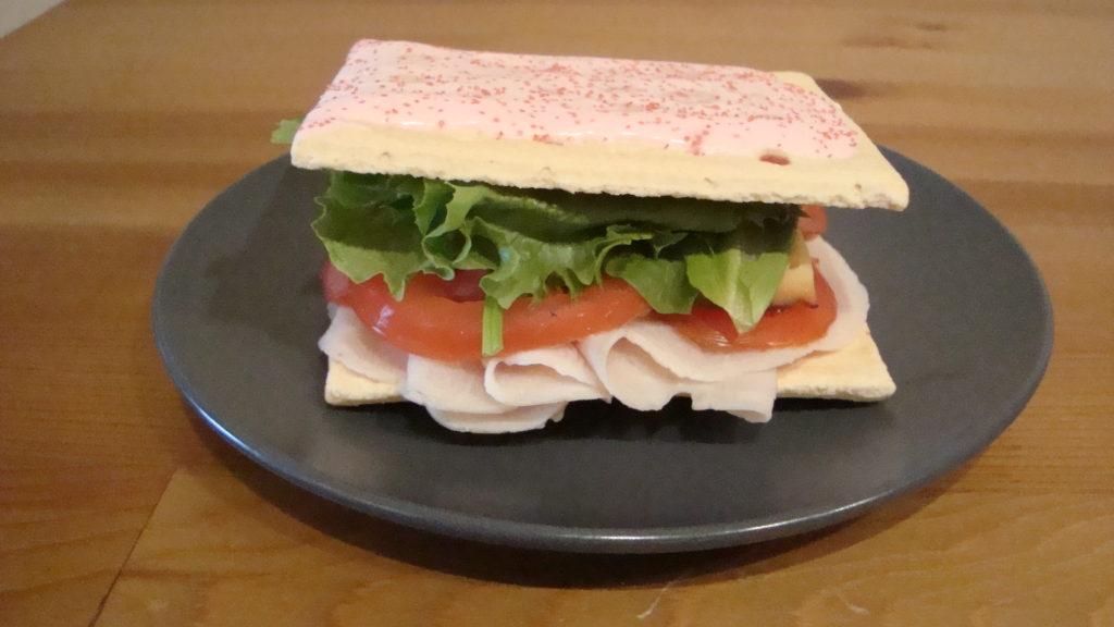Pop Tart Sandwich
