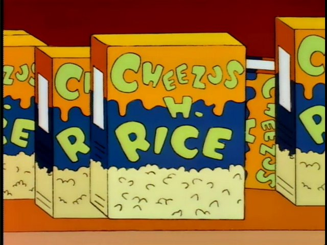 Cheezus H Rice Screenshot