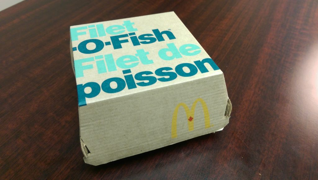 Filet-O-Fish Box