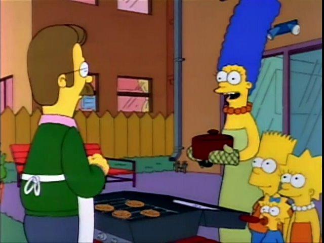 Marge's Au Gratin Potatoes Screenshot