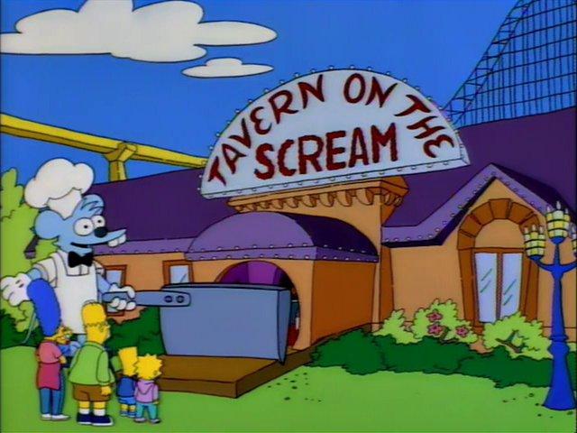 Tavern On The Scream Screenshot