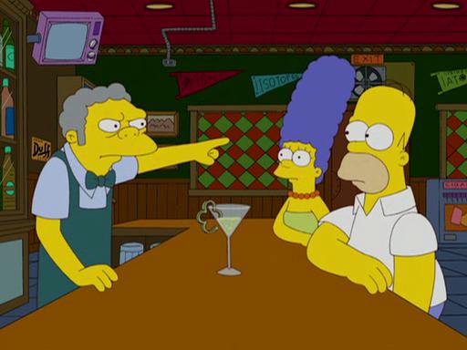 The Bell Pepper Diet Martini Screenshot