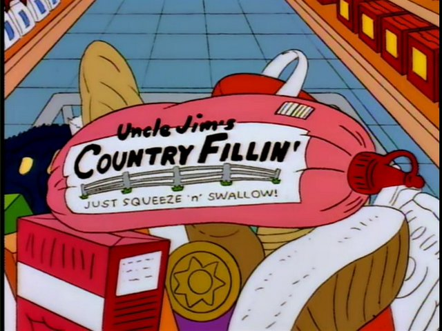 Uncle Jim's Country Fillin Screenshot