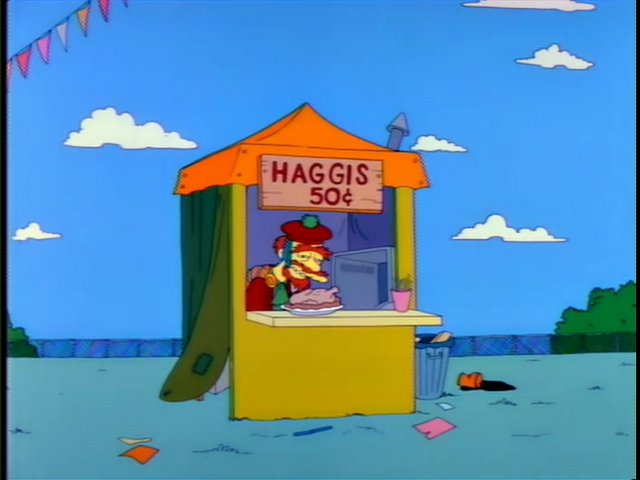 Willie's Haggis Screenshot