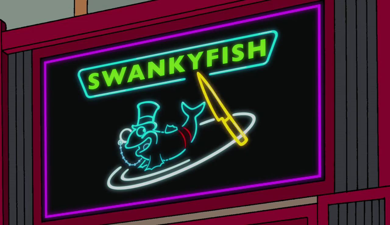 Swankyfish Screenshot 1