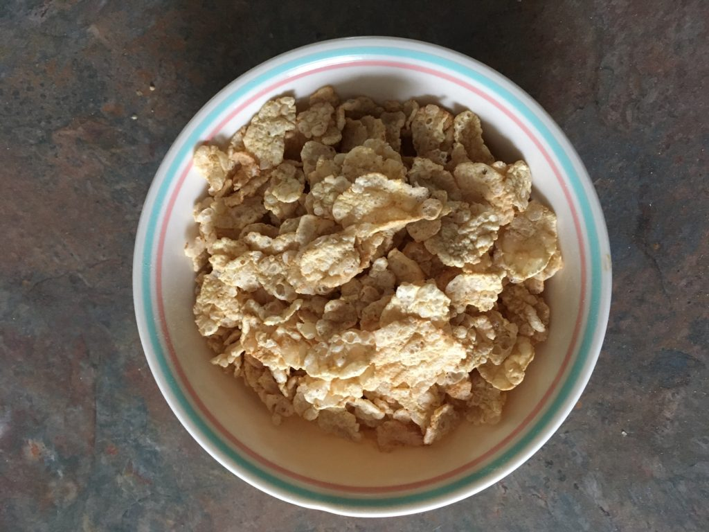 Bowl of Special K