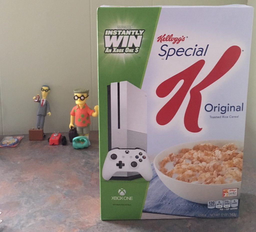 Special K Ingredients