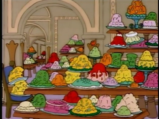 Marge's Delicious Gelatin Dessert Screenshot 2