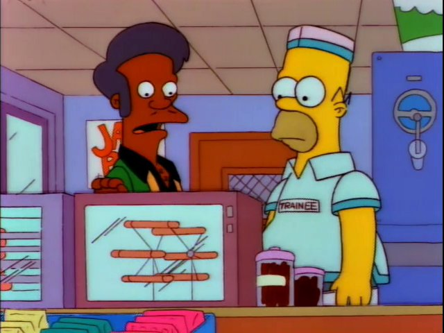 Kwik-E-Mart Hot Dog Screenshot 1