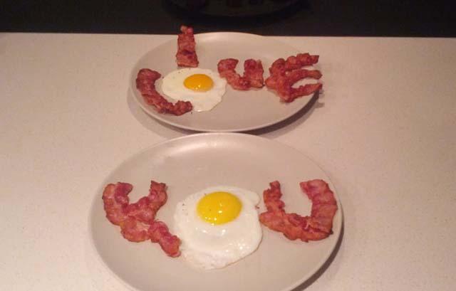 Bacon Day Breakfast