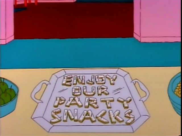Enjoy Our Party Snacks Screenshot