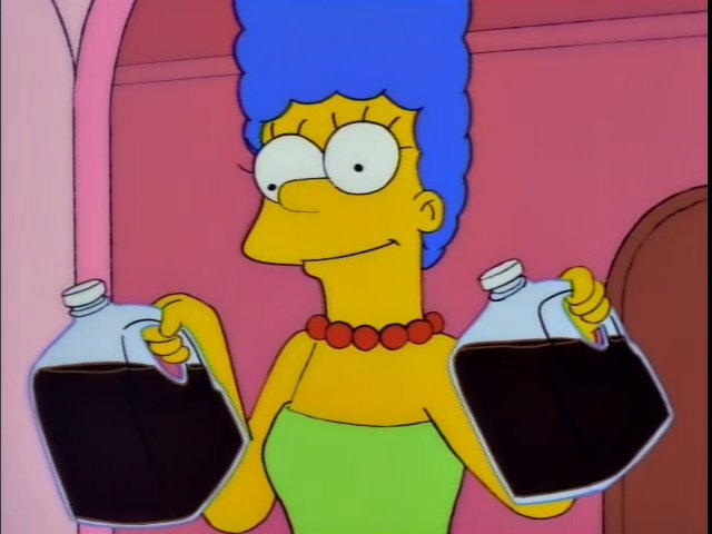 Marge's Homemade Pepsi Screenshot
