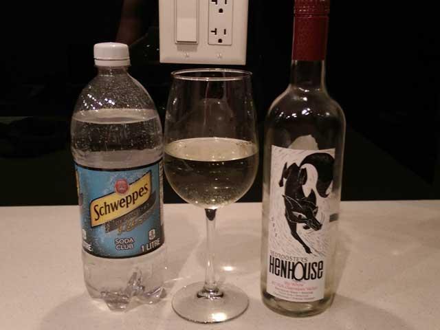 White-Wine-Spritzer