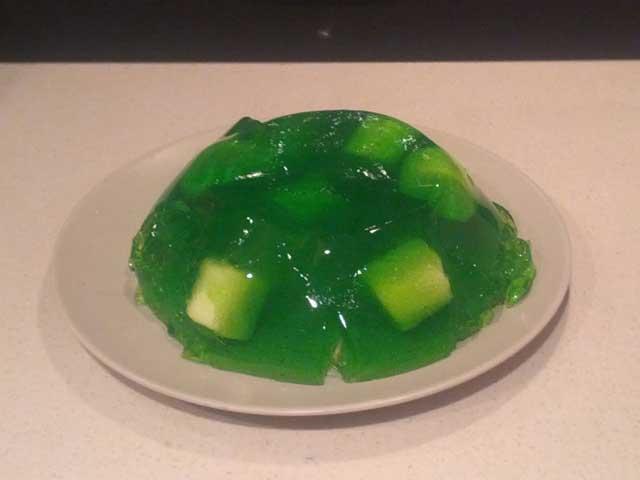 Gelatin-Dessert