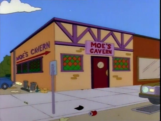 Moe's Cavern Screenshot