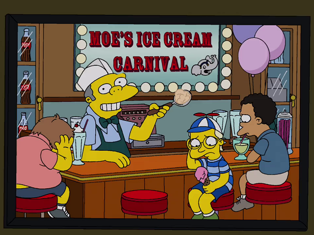 Moe's Ice Cream Carnival Screenshot